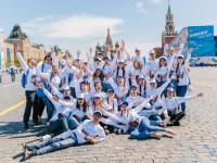 Стань волонтером шествия Бессмертного полка на Красной площади!