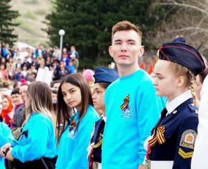 «Волонтёр Победы» из Республики Алтай примет участие в Параде Победы в Москве