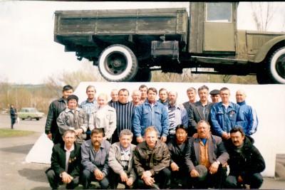 Герои-ликвидаторы аварии на Чернобыльской АЭС, жители Республики Алтай