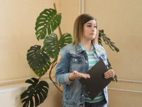 Валерия Любимцева: « Возможности развития молодежи в регионе и стране»