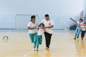 Республиканский конкурс молодых семей «Быстрые, сильные, ловкие» пройдёт в Горно-Алтайске