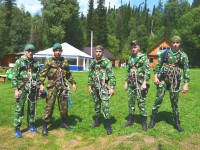 Курсанты ВПК «БАрС» ГАГУ проходят учебно-полевые сборы
