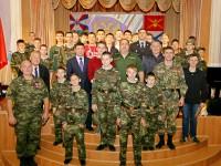 В Горно-Алтайске прошёл день призывника