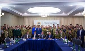 Делегация Республики Алтай приняла участие во Всероссийском слёте студенческих отрядов