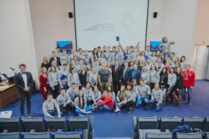 Школа студенческих спортивных менеджеров. Красноярск.