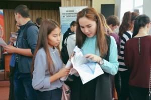 Ярмарка учебных заведений прошла в Горно-Алтайске