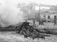 ПАМЯТНЫЕ ДАТЫ ВОЕННОЙ ИСТОРИИ РОССИИ: 29 ноября 1941 года советские войска Южного фронта освободили Ростов-на-Дону