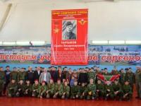 В Республике Алтай прошёл турнир по армейскому рукопашному бою