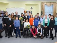 «Ты сильнее!» в Горно-Алтайске прошла встреча со школьниками и волонтерами