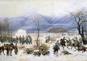 КАЛЕНДАРЬ ПАМЯТНЫХ ДАТ ВОЕННОЙ ИСТОРИИ РОССИИ: 7 января 1878 год - сражение при Шейново