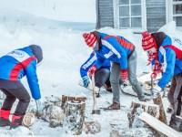 Снежный десант РСО: из XX века с любовью