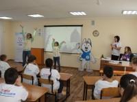 Уроки Универсиады начались в Республике Алтай