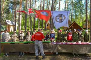 В Республике Алтай для ребят Чемальского района поисковиками организована выставка «Имена из солдатских медальонов»