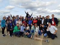 Делегация из Республики Алтай прибыла в Казань на Мировой чемпионат по профессиональному мастерству по стандартам Worldskills 2019.