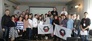 В Хакасии состоялся антинаркотический кэмп «Когда мы вместе, мы сильны!»