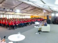 В Московской области завершилась образовательная смена «Новые территории»