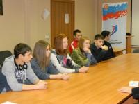 Встреча со студентами Аграрного колледжа в рамках программы «Ты - предприниматель»