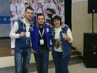 «Волонтеры Победы» Республики Алтай приняли участие в итоговом съезде