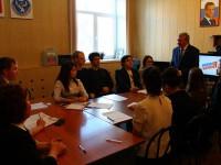 Молодогвардейцы Республики Алтай провели отчетно-выборную конференцию