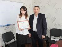 В Горно-Алтайске наградили молодых журналистов