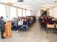 Студентам продолжают рассказывать о Всемирном фестивале молодежи и студентов
