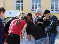 В Горно-Алтайске прошел Всероссийский исторический квест «Первый. Космический»
