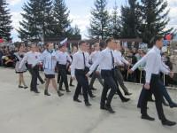 Память Героев Советского Союза почтили в Республике Алтай