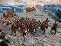 Героически отбит первый общий штурм Севастополя - 1855 год