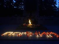 Акция «Свеча памяти» состоится на Парке Победы