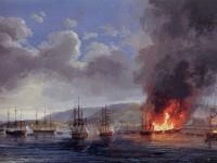 Дни воинской славы России: Чесменское сражение 1770 год