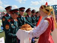 Представители казачества Республики Алтай приняли участие во II Межрегиональном Слёте казачьей молодёжи Сибири в Омске