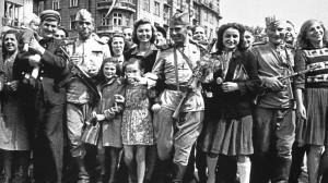 Памятные даты истории России - 13 июля 1944 года - освобождение Вильнюса