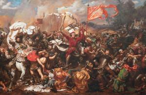 Памятные даты истории России: Грюнвальдская битва15 июля 1410