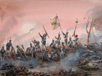 Памятные даты истории России: Сражение при Ларге
