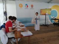 Учитель английского языка Усть-Канской школы выиграла грант на форуме «Балтийский Артек»