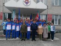 Школьники из Тюдралы Усть-Канского района представят Республику Алтай на Всероссийской военно-спортивной игре «Победа» в городе Москва