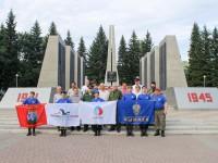 Поисковики Республики Алтай находятся в экспедиции на местах сражений Великой Отечественной войны