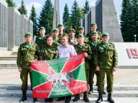 Курсанты ВПК Республики Алтай принимают участие в финале IV Всероссийской военно-патриотической игры «Зарница»