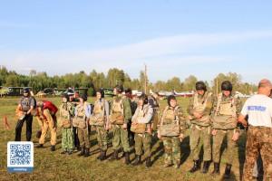 Курсанты военно-патриотических клубов Республики Алтай покорили небо