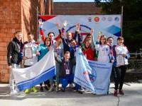 Сборная Республики Алтай приняла участие в Межрегиональной спартакиаде студенческих отрядов Сибири