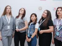 Делегация Республики Алтай – участники Окружного семинара-совещания Сибирского федерального округа.