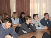 Студентам рассказали о политических репрессиях