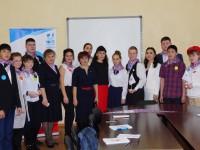 Первый съезд РДШ прошел в Республике Алтай