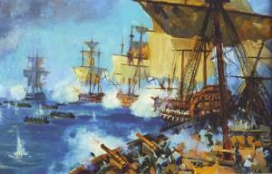 ПАМЯТНЫЕ ДАТЫ ВОИНСКОЙ ИСТОРИИ РОССИИ: Штурм острова Корфу 3 марта 1799 года