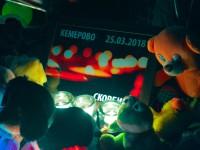 Акция памяти и скорби по погибшим в Кемерово состоялась в Горно-Алтайске