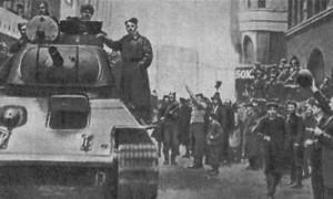 ПАМЯТНЫЕ ДАТЫ ВОЕННОЙ ИСТОРИИ РОССИИ: 4 апреля 1945 Освобождение Братиславы