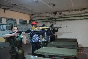 Завершилось II Республиканское Первенство региона по огневой подготовке