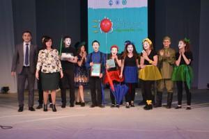 В Республике Алтай прошёл фестиваль «Студенческая весна»