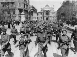 ПАМЯТНЫЕ ДАТЫ ВОЕННОЙ ИСТОРИИ РОССИИ: Освобождение Одессы
