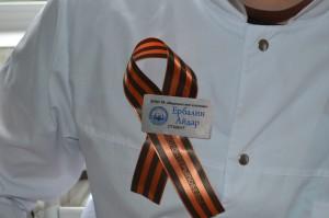 24 апреля стартует Всероссийская акция «Георгиевская ленточка»